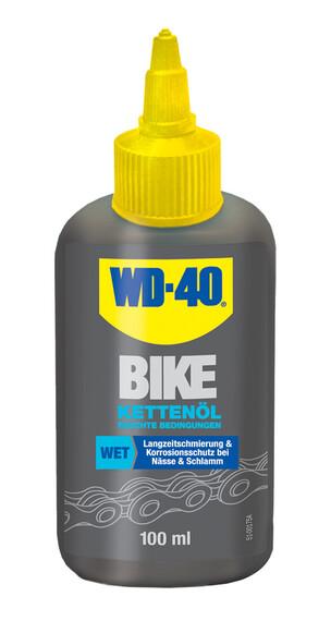 WD-40 BIKE Kettenöl Feucht 100ml